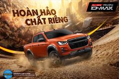 Ra mắt xe Isuzu All New D-MAX tại Việt Nam