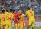 Video bàn thắng SLNA 0-2 Hà Tĩnh