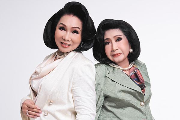 Tình bạn 60 năm của NSND Bạch Tuyết và NSƯT Diệu Hiền
