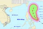 Xuất hiện siêu bão Surigae giật trên cấp 17 gần Biển Đông