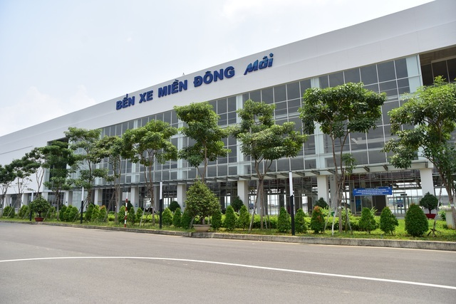 Vietnam's most modern bus station faces ineffective operation
