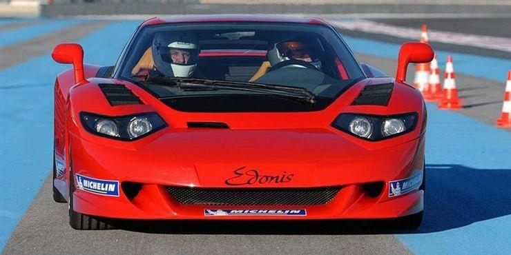 """Những chiếc xe thể thao """"khủng"""" nhất của Ý nhưng ít người biết đến"""