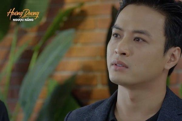 'Hướng dương ngược nắng' tập 55, Hoàng đau khổ nhường Minh cho Phúc