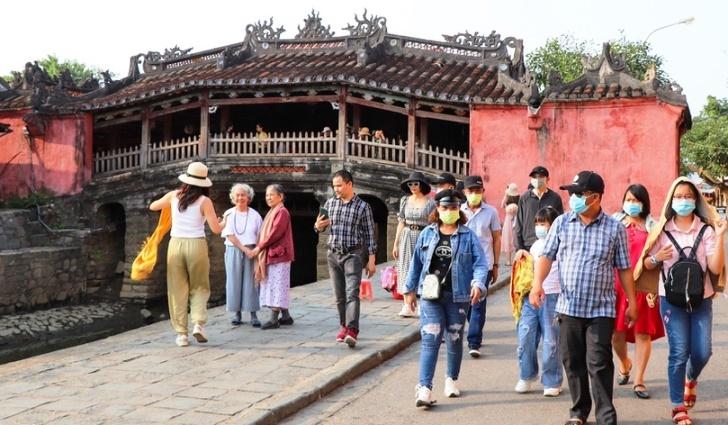 Quảng Nam xin Thủ tướng chọn thí điểm đón khách du lịch quốc tế