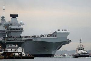 Anh điều tàu chiến tới Biển Đen giữa căng thẳng Nga-Ukraina