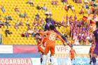 Bình Dương 0-0 Đà Nẵng: Tấn công ghi bàn thắng (H2)