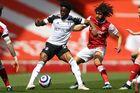 Arsenal 0-0 Fulham: Martinelli suýt lập công (H1)