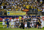 Kiatisuk và HAGL thâu tóm các giải thưởng V-League
