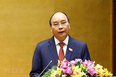 Vietnam contributes to maintaining international peace, security