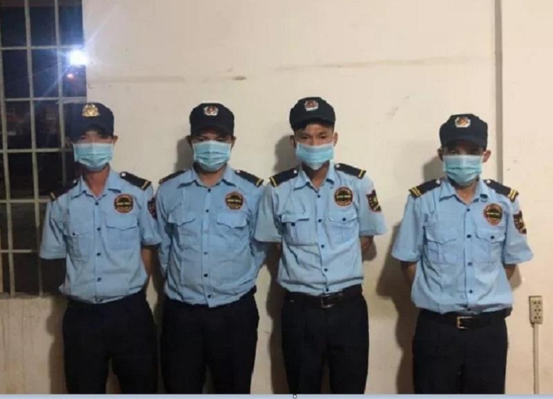 4 nhân viên bảo vệ ở Đồng Nai 'phê' ma túy trong ca trực