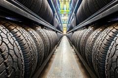 Nguy cơ thiếu cao su để sản xuất ôtô