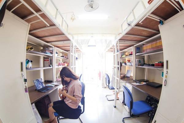 Đời sống nội trú - yếu tố ngày càng được chú ý khi chọn trường đại học