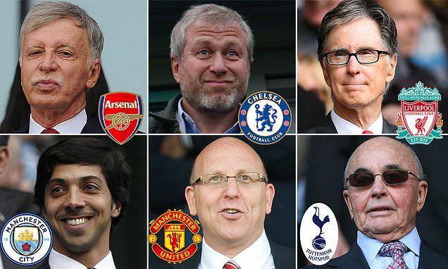 UEFA công bố lệnh trừng phạt MU, Man City vì Super League