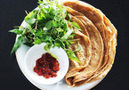 Must-try grilled-fish rice crepe in Quy Nhon Town