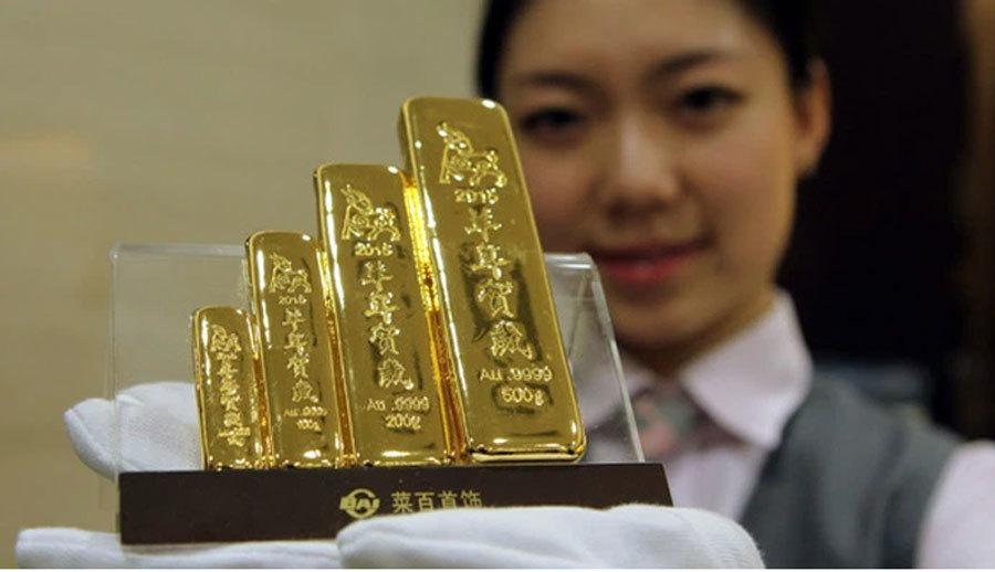 Trung Quốc đột ngột 'gom' hàng trăm tấn vàng