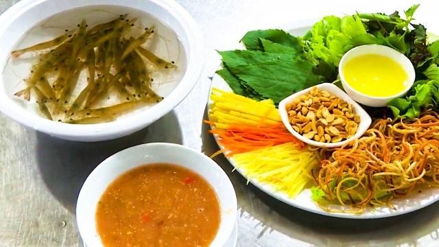 Loạt đặc sản Việt 'nhảy tanh tách' trong miệng thực khách khi thưởng thức