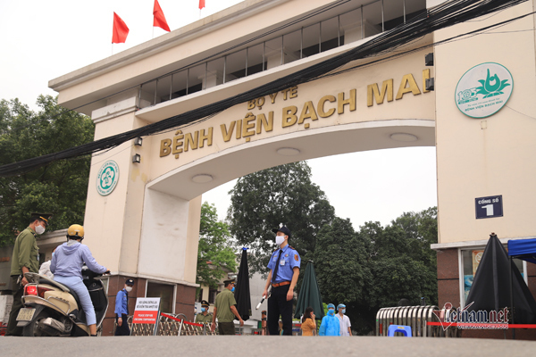 Bach Mai Hospital: staffers' departure is the price of reshuffling