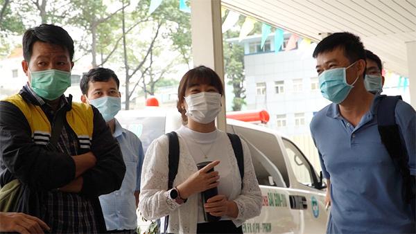 Bệnh viện Chợ Rẫy tăng cường 'lá chắn' chống dịch Covid-19 cho Kiên Giang