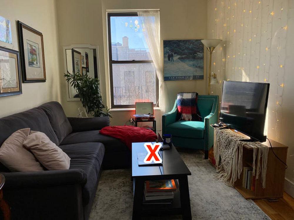 Bốn yếu tố trong căn hộ nhỏ dễ khiến gia chủ stress