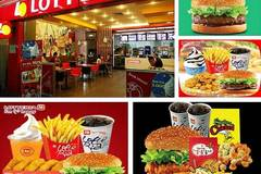 Lotte Group to shut down restaurant business Lotteria in Vietnam?