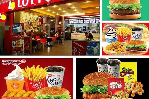 Lotte Group to shut down restaurant business Lotteria in Vietnam?