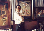 Portrait by late Vietnamese painter breaks price record