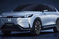 Lộ diện SUV chạy điện đầu tiên được bán đại trà của Honda