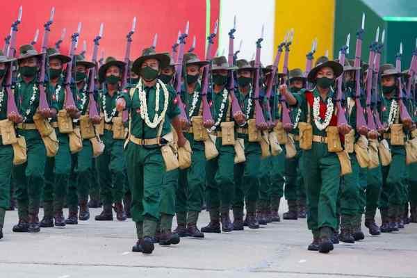 EU trừng phạt 10 quan chức, 2 công ty Myanmar