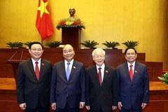 Truyền thông châu Á đánh giá cao ban lãnh đạo mới của Việt Nam