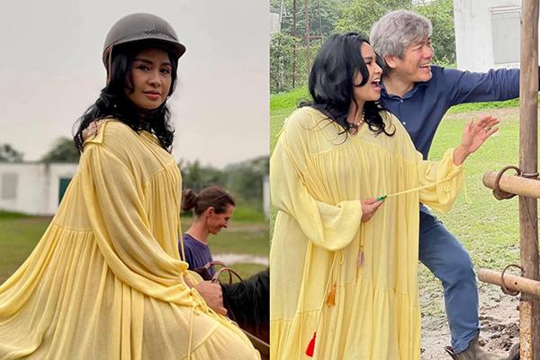Diva Thanh Lam tận hưởng hạnh phúc bên bạn trai bác sĩ