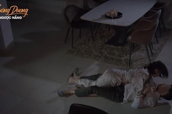 'Hướng dương ngược nắng' tập 56, Hoàng qua đêm ở nhà Minh