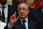 Chủ tịch Real Madrid: 'Super League ra đời để cứu bóng đá'