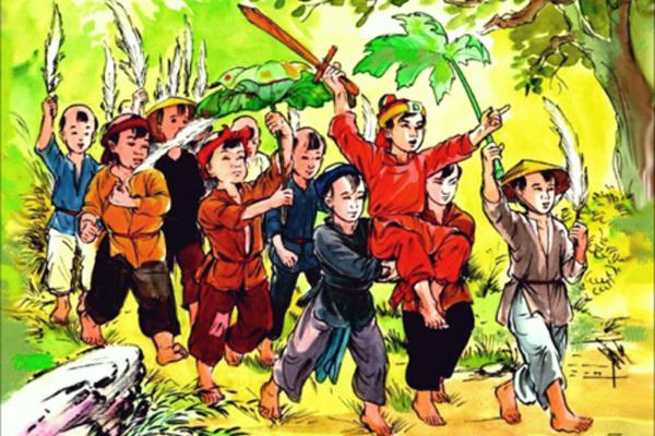 Câu chuyện về vua Đinh Tiên Hoàng lên sân khấu kịch