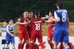 Tăng quân số dự giải bóng đá nữ VĐQG 2021