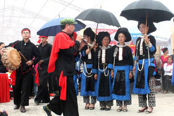 Clarinet of the Dao Khau