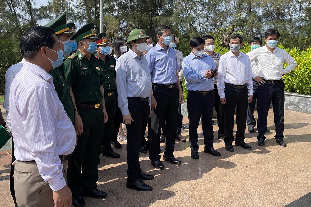 Kiên Giang sẽ tăng quy mô bệnh viện dã chiến khi dịch Covid-19 phức tạp