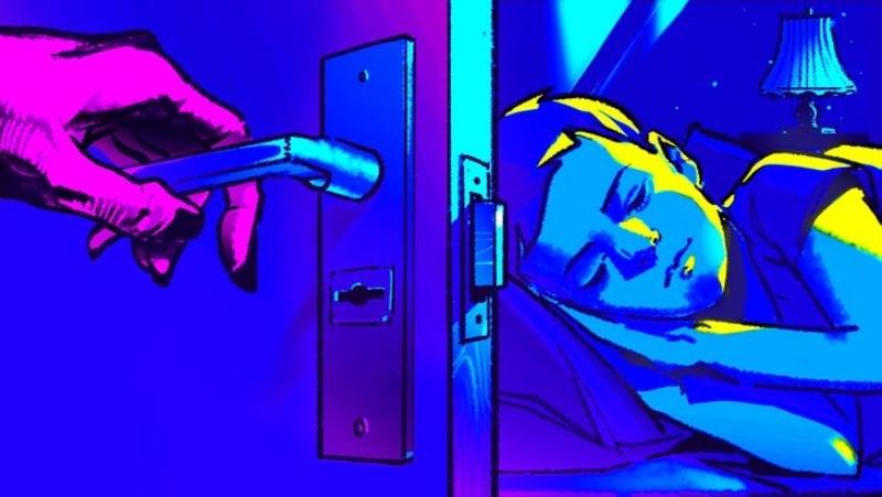 Lý do nên đóng cửa phòng ngủ vào ban đêm