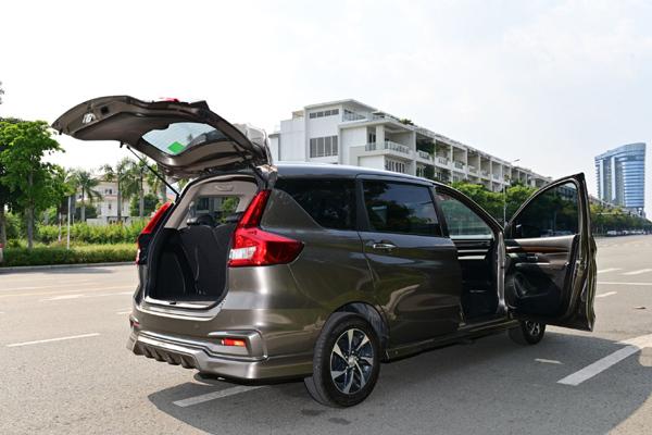 Suzuki áp đảo doanh số xe đa dụng MPV trong tháng 3