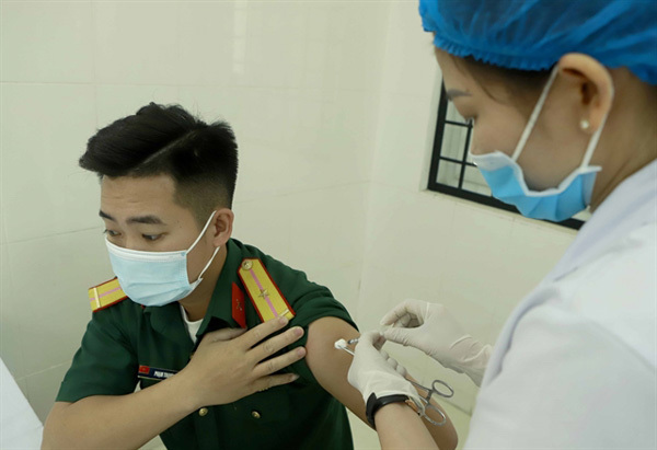 110,000 COVID-19 vaccine doses intended for police and army diverted to local CDCs: Health ministry