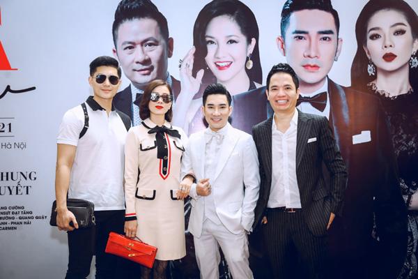 Bầu show 'lão làng' của showbiz Việt
