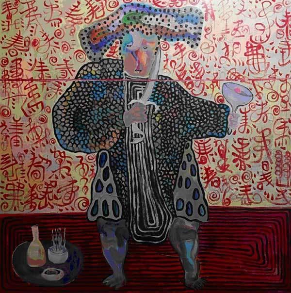 Exhibition,Muong culture