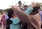 Xác minh clip 2 nữ sinh đánh nhau ở Kiên Giang