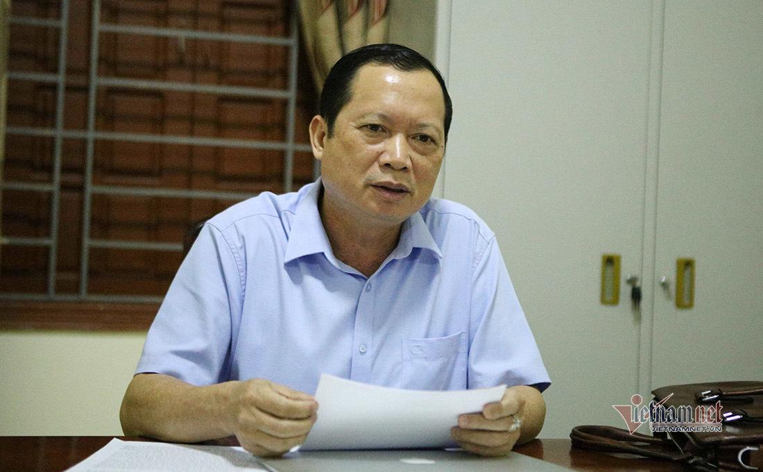 Khởi tố nguyên Trưởng Ban Dân tộc tỉnh Nghệ An ở đề án người Ơ Đu