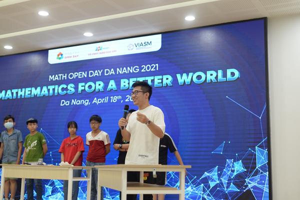 HS Đà Nẵng giải 'thần tốc' thử thách của Siêu trí tuệ Việt Nam