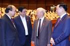 Những tỉnh thành có 17 Ủy viên Bộ Chính trị tham gia ứng cử Đại biểu Quốc hội