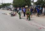 Xe đầu kéo tông chết người, chạy 1km mới biết có va chạm với xe máy
