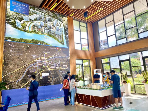 Nâng cấp hạ tầng, BĐS khu Tây - Nam TP.HCM 'tăng nhiệt'