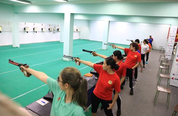 National Clubs Shooting Championship 2021