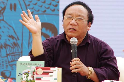 Hoàng Nhuận Cầm trong mắt Trần Đăng Khoa, NSND Tự Long, MC Thảo Vân