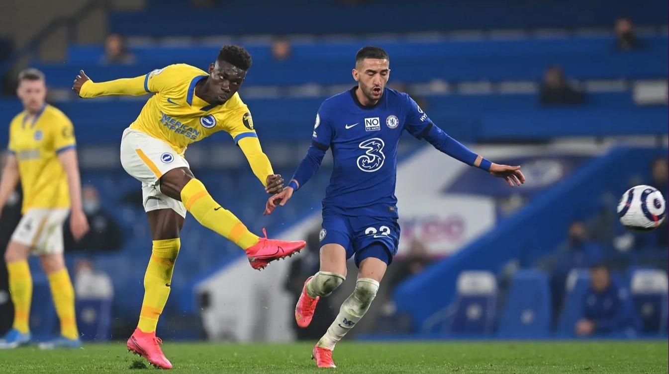 Thi đấu 'vô hồn', Chelsea bị Brighton cầm chân